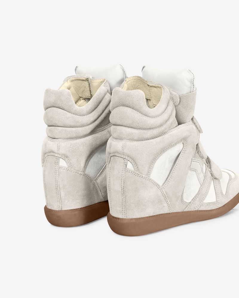 BEKETT wedge trainers ISABEL MARANT