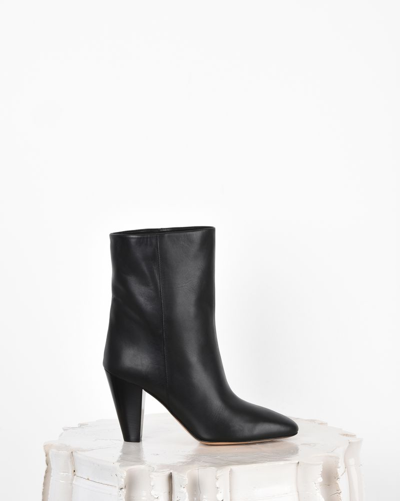 Isabel Marant Darilay leather ankle boots