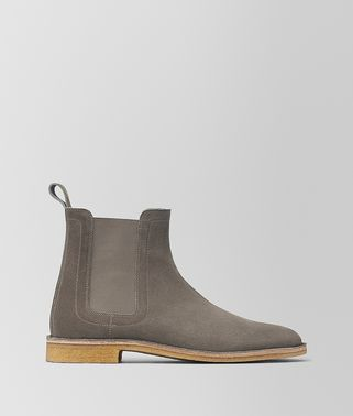 VOORTREKKING BOOT IN STEEL SUEDE