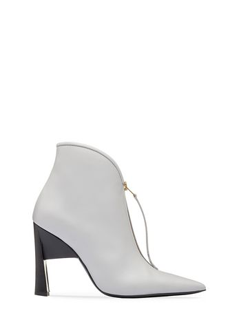 Marni Pointed bootie in calfskin Woman