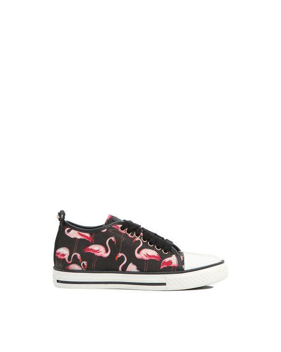 40e2e693697 REDValentino Sneaker Flamingo  REDValentino Sneaker Flamingo ...