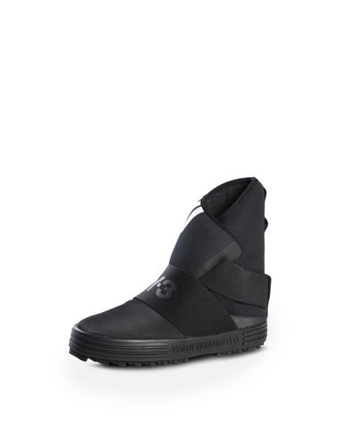 Y-3 NEW SNOW FOXING STRAP SHOES woman Y-3 adidas