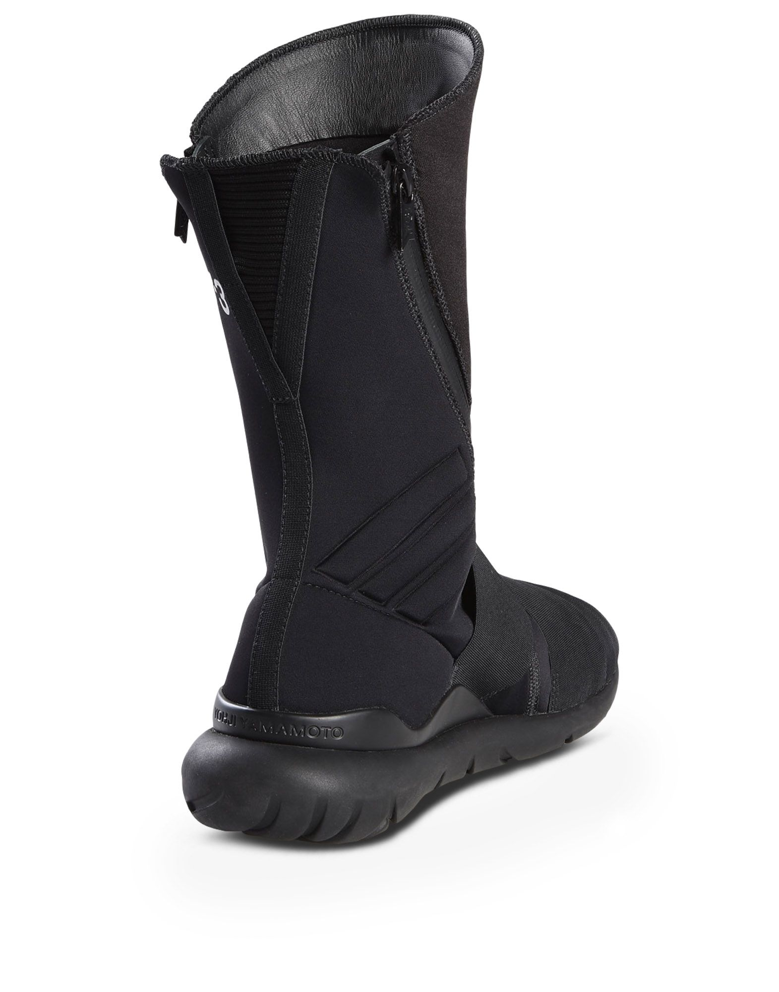 ... Y-3 Y-3 QASA BOOT High-top sneakers Woman d ... bf7a172039