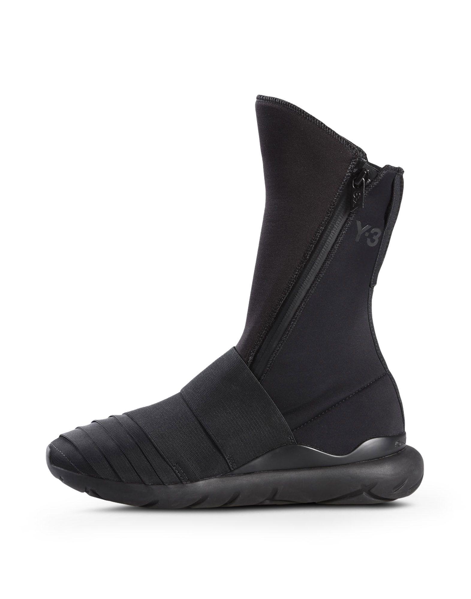 badb0c364 ... Y-3 Y-3 QASA BOOT High-top sneakers Woman f ...