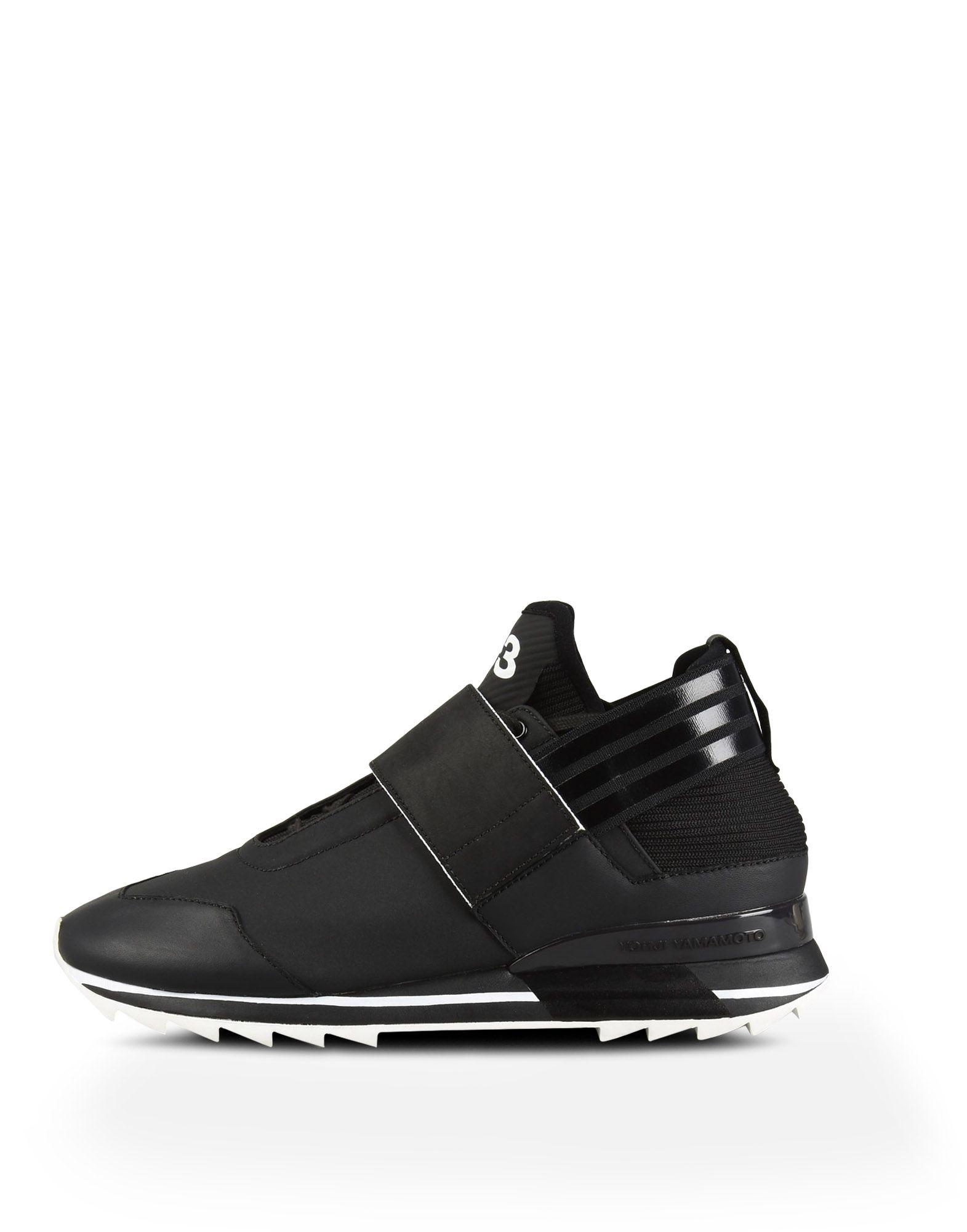 560ca9ad1eed ... Y-3 Y-3 ATIRA Sneakers Woman f ...