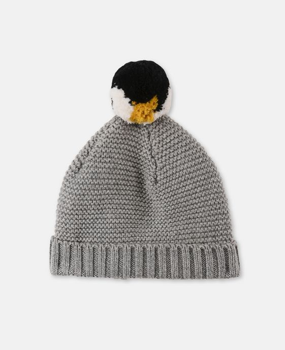 Ferret Knit Penguin Hat