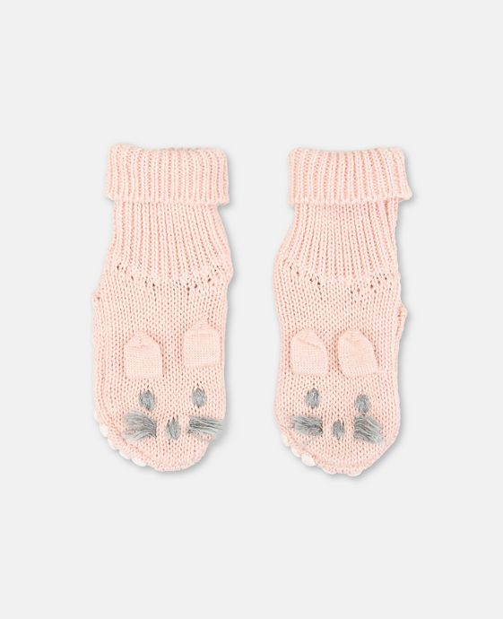 Chaussons Flopsy roses