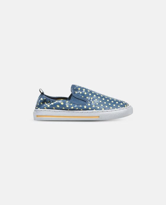 Leo Blue Star Shoes