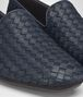 BOTTEGA VENETA FIANDRA SLIPPER IN DENIM INTRECCIATO CALF Mocassin or Slipper U ap
