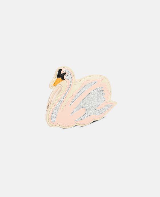STELLA McCARTNEY KIDS Petit sac cygne rose Chaussures & Accessoires D h