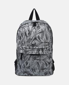 Bang Grey Scribble Backpack