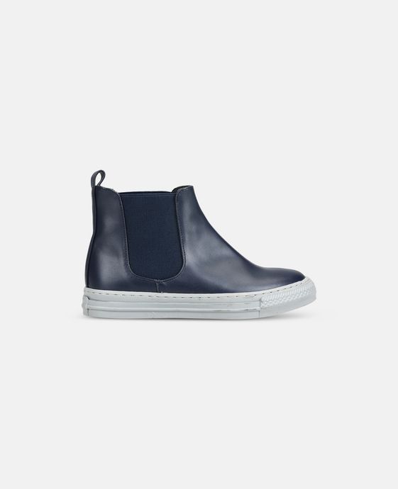 Bottines Duke bleues