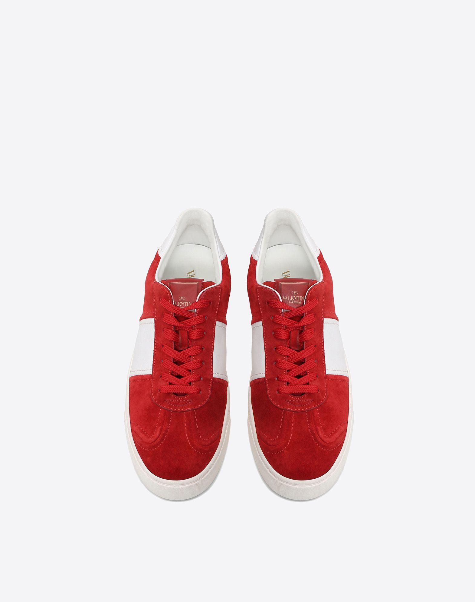VALENTINO GARAVANI UOMO Flycrew Sneaker LOW-TOP SNEAKERS U e