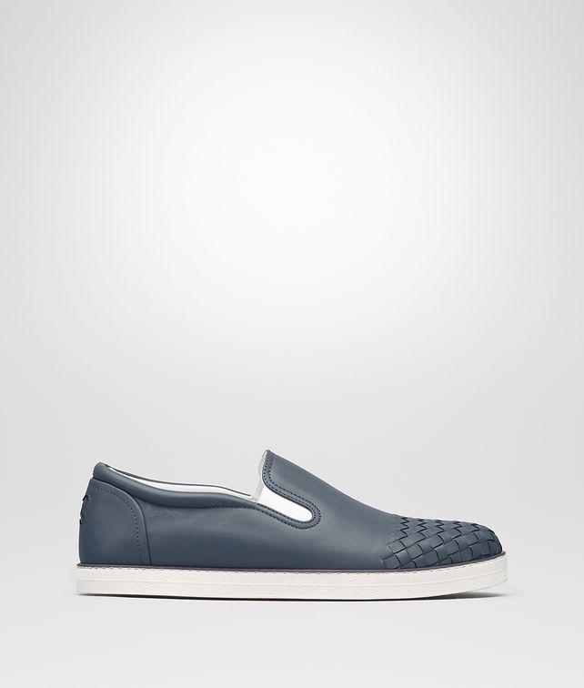 BOTTEGA VENETA SAIL SNEAKER IN KRIM CALF Sneaker or Sandal U fp