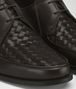 BOTTEGA VENETA CHET DERBY LACE UP IN ESPRESSO INTRECCIATO CALF Lace Up Man ap