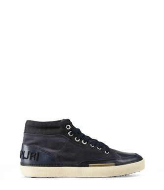 NAPAPIJRI JAKOB HIGH  MAN SNEAKERS,DARK BLUE