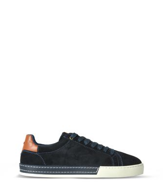 NAPAPIJRI PLUS  MAN SNEAKERS,DARK BLUE