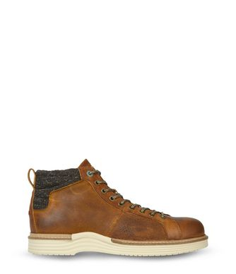 NAPAPIJRI EDMUND MAN ANKLE BOOTS,BROWN