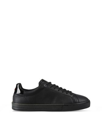 NAPAPIJRI PLUS  MAN SNEAKERS,BLACK