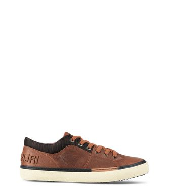 NAPAPIJRI JAKOB MAN TRAINERS,BROWN