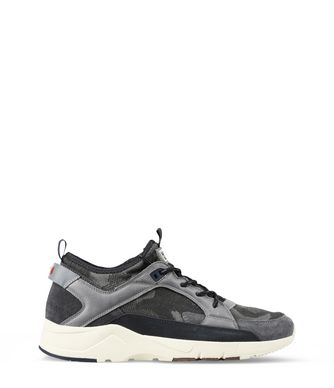NAPAPIJRI OPTIMA MAN SNEAKERS,GREY