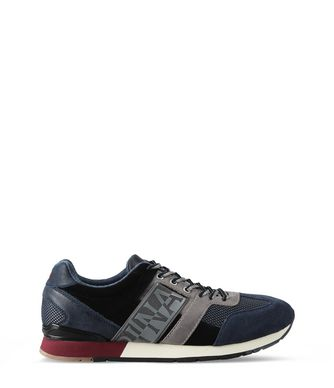 NAPAPIJRI RABARI MAN TRAINERS,DARK BLUE