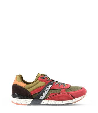 NAPAPIJRI RABARI MAN SNEAKERS,RED