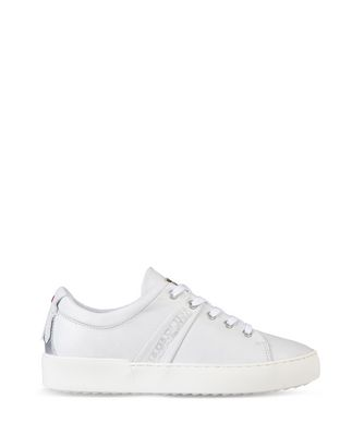 NAPAPIJRI MINNIE WOMAN TRAINERS,WHITE
