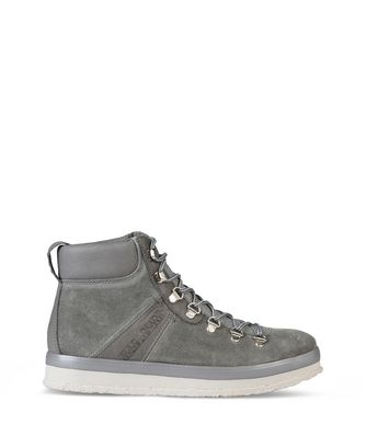 NAPAPIJRI GABY  WOMAN ANKLE BOOTS,GREY