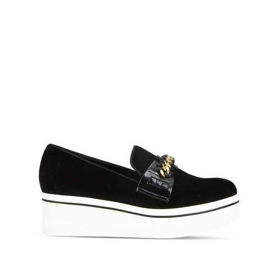 Black Binx Loafers