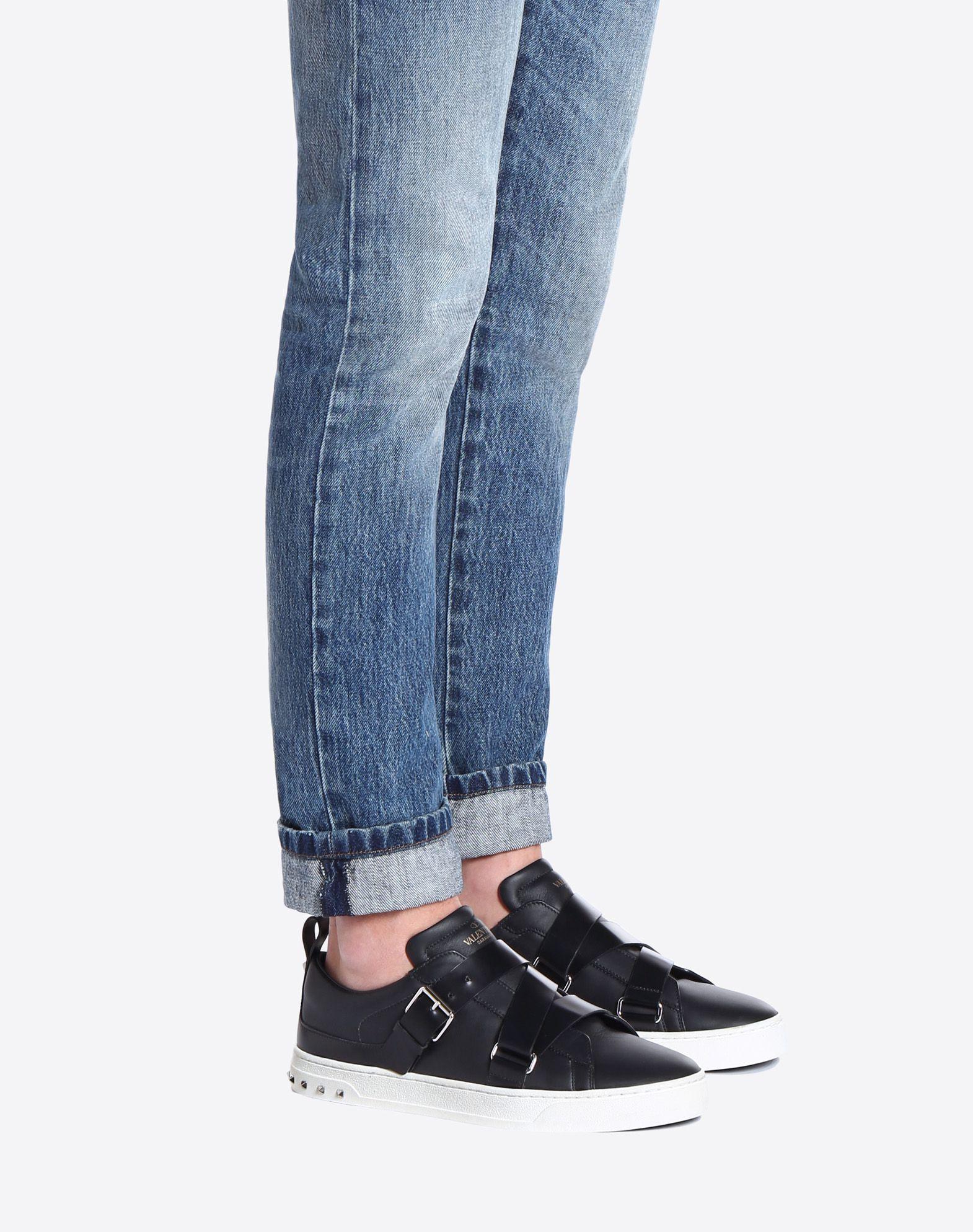 VALENTINO GARAVANI UOMO Sneaker V-Punk LOW-TOP SNEAKERS U a