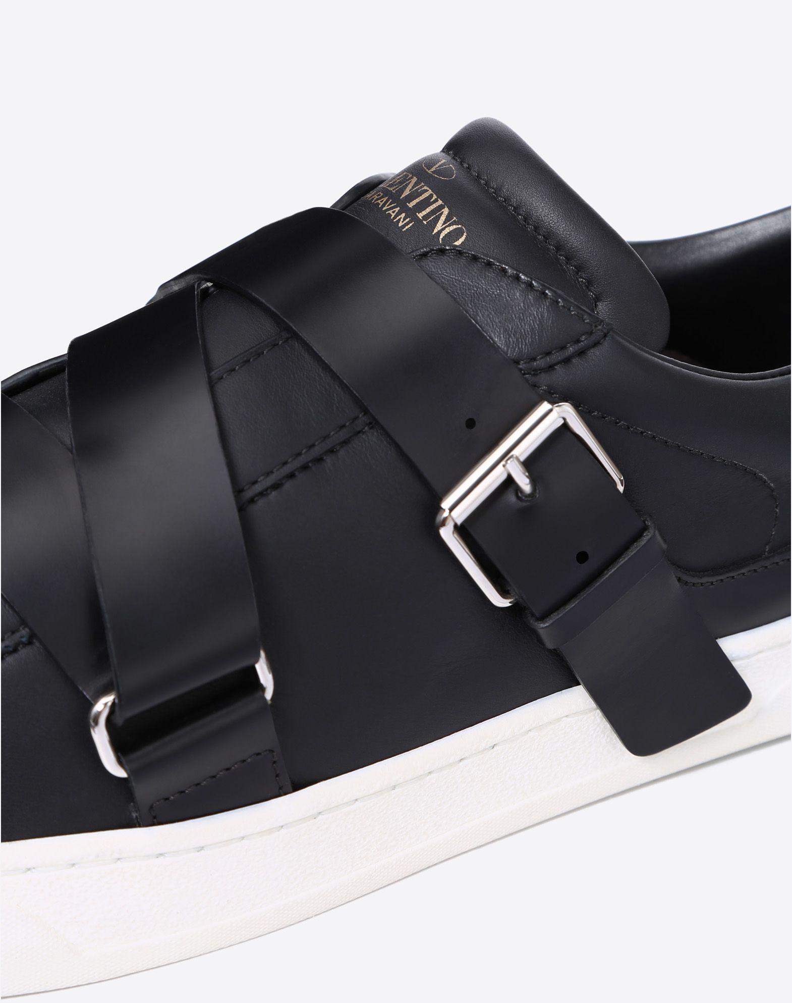 VALENTINO GARAVANI UOMO Sneaker V-Punk LOW-TOP SNEAKERS U b