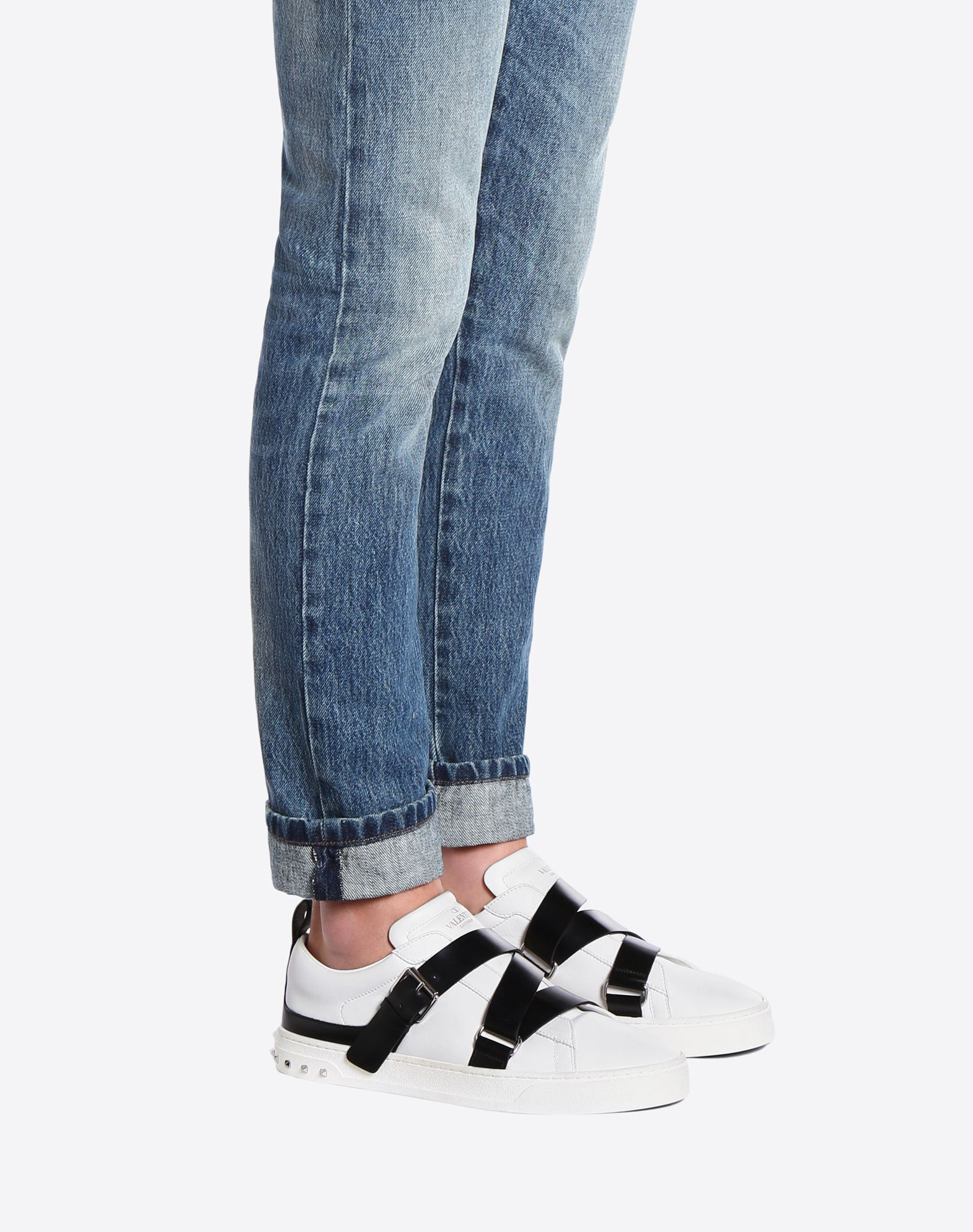 VALENTINO GARAVANI UOMO V-Punk Sneaker LOW-TOP SNEAKERS U a