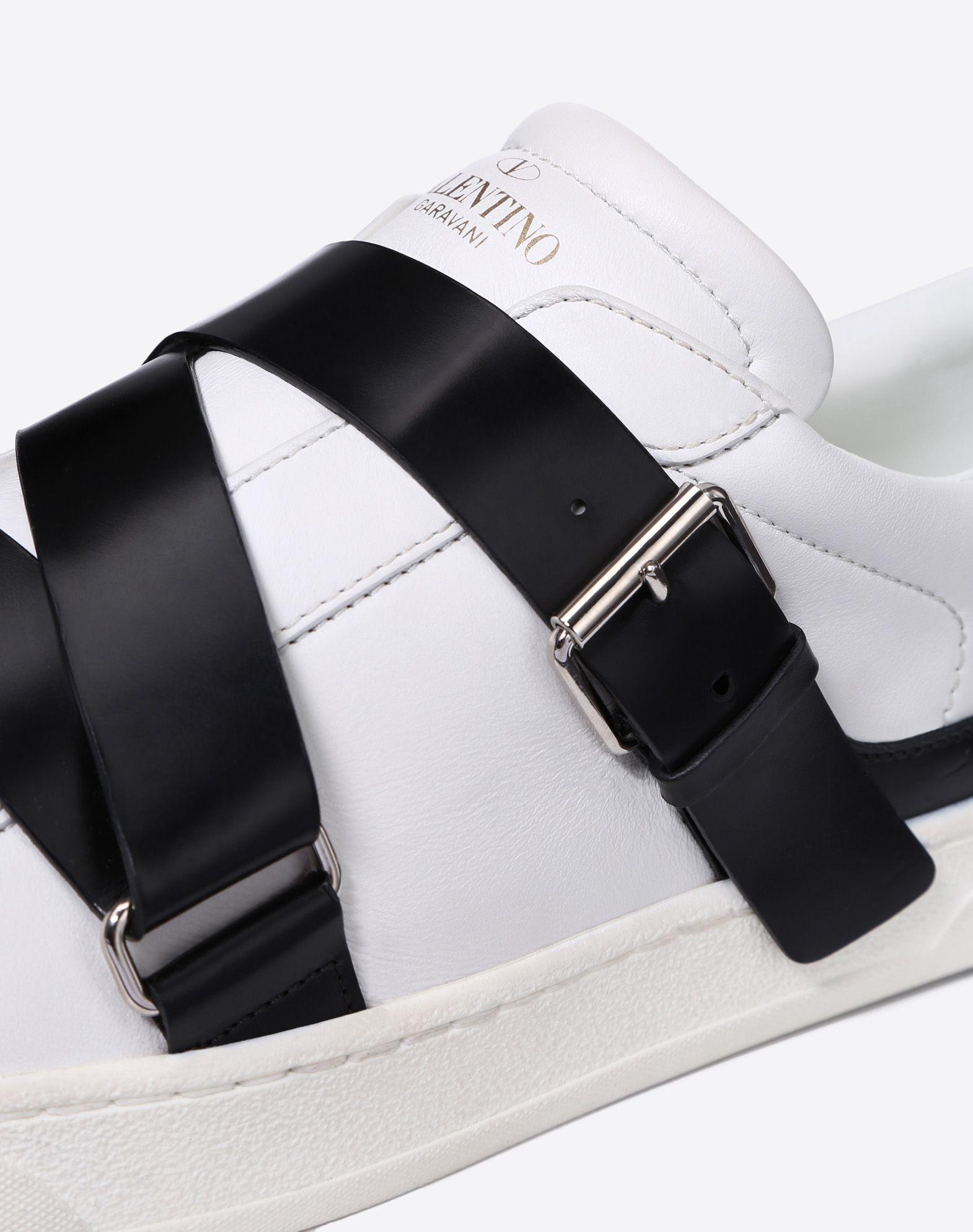 VALENTINO GARAVANI UOMO V-Punk Sneaker LOW-TOP SNEAKERS U b