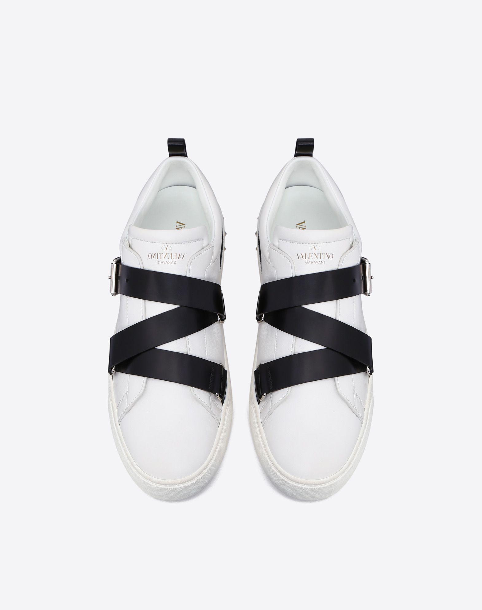VALENTINO GARAVANI UOMO V-Punk Sneaker LOW-TOP SNEAKERS U e