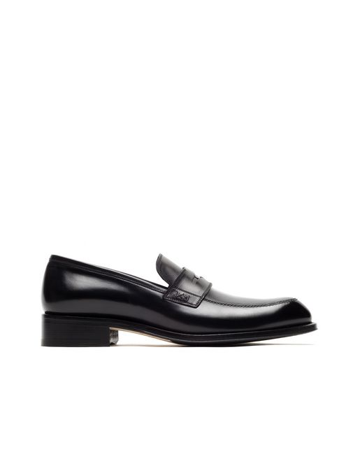 Mocassini Penny Loafer Neri