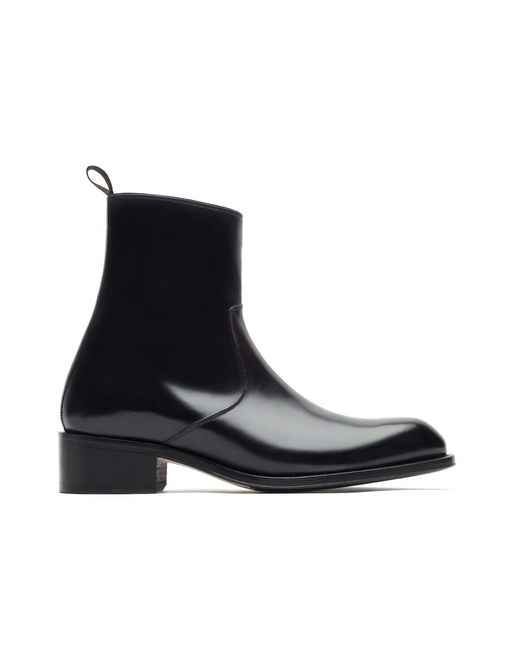 Black Formal Boot