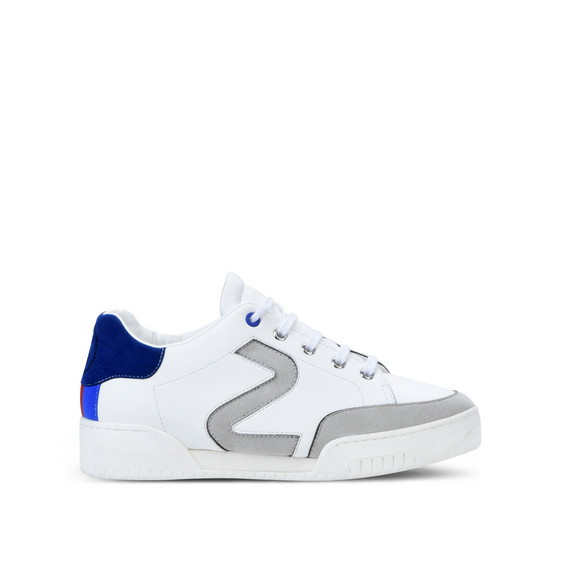 White Stella Sneakers
