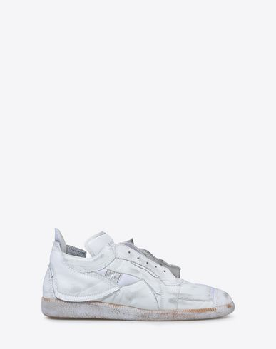 MAISON MARGIELA Sneakers U Limited edition patchwork sneakers f