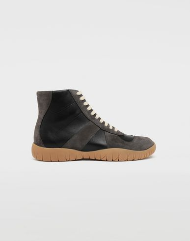 MAISON MARGIELA Sneakers Man High-top Replica Tabi sneakers f