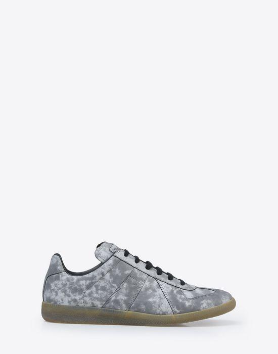 Grey Replica Sneakers Maison Martin Margiela ZljNs7L