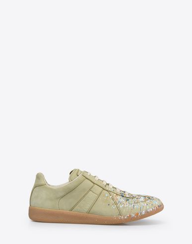 MAISON MARGIELA Sneakers U Paint drop Replica sneakers f