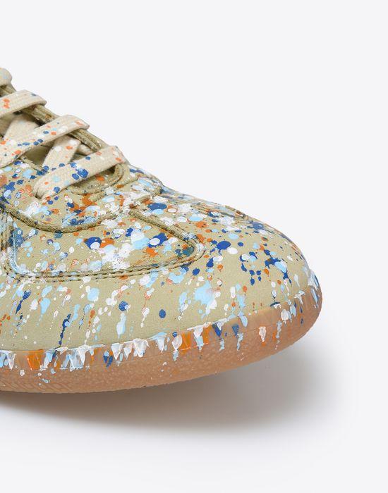 a0382d346e9 Maison Margiela Paint Drop Replica Sneakers Men | Maison Margiela Store