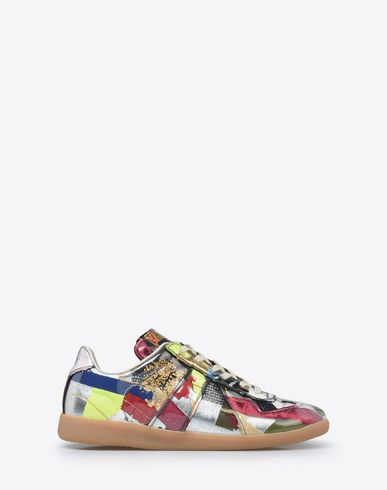 MAISON MARGIELA Sneakers U Patchwork Replica sneakers f