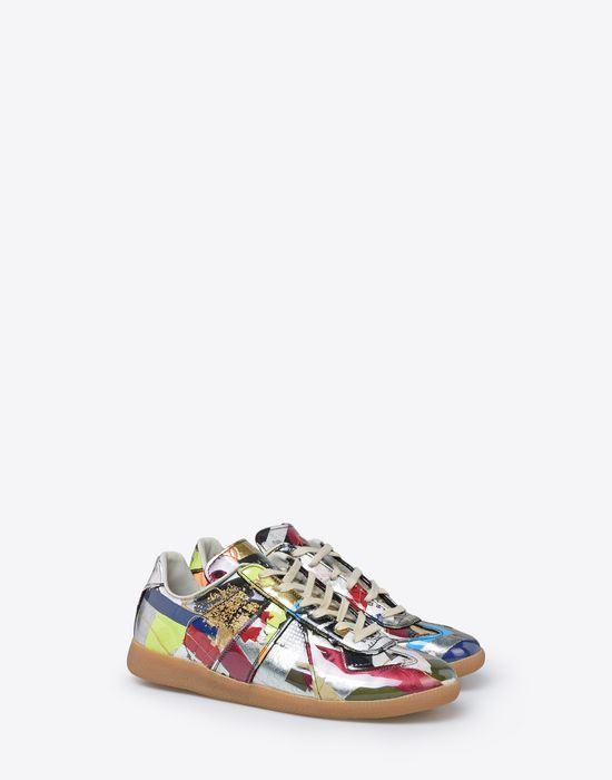 Maison Margiela Patchwork Replica sneakers ouf8Jj8B
