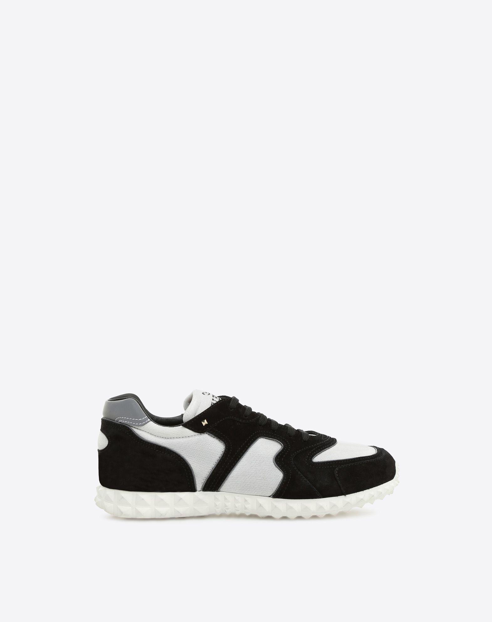 Black Valentino Garavani Soul AM Sneakers Valentino Perfect Online Discount Purchase 0gzkEGTW