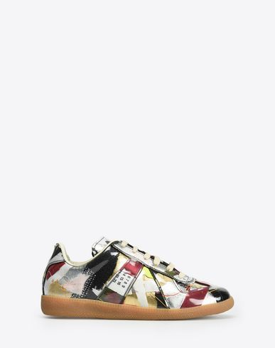 MAISON MARGIELA Sneakers D Patchwork Replica sneakers f