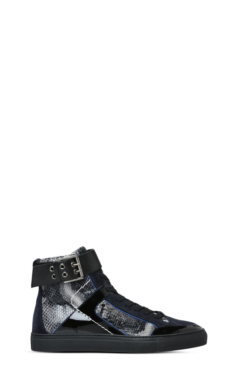 JUST CAVALLI Sneakers with high uppers and straps Sneakers Man f