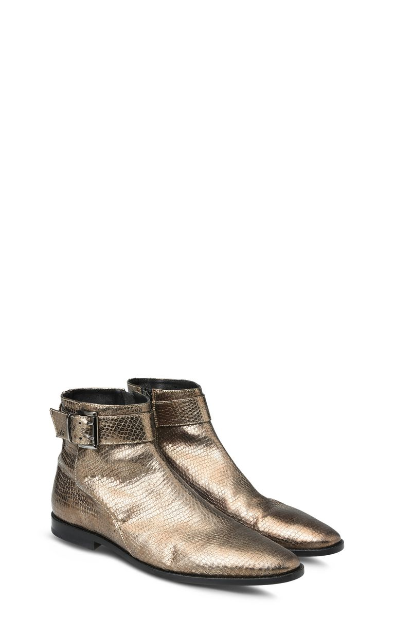 JUST CAVALLI Pointed ankle boots with straps Ankle boots U r