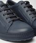 BOTTEGA VENETA DIEZER SNEAKER IN DENIM CALF, INTRECCIATO DETAIL Sneaker or Sandal U ap